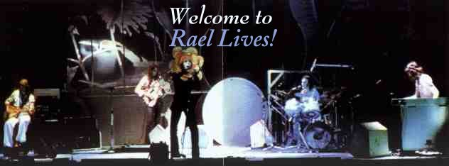 Rael Lives!